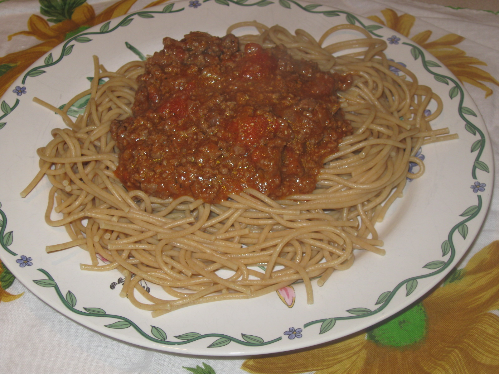 My Own Meat Sauce Recipes — Dishmaps