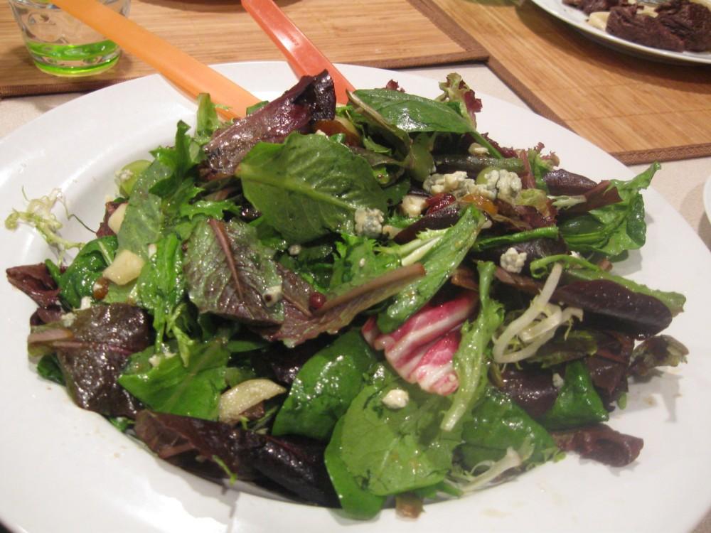 Cosi's signature salad