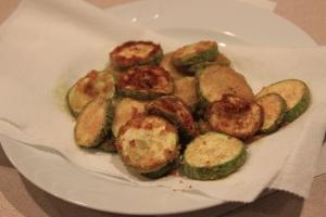crispy zucchini