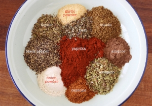 Chilly seasoning -photo credit to blog.seasonwithspice.com