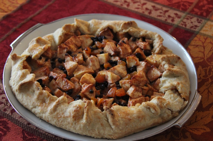 Country Style Apple Tart